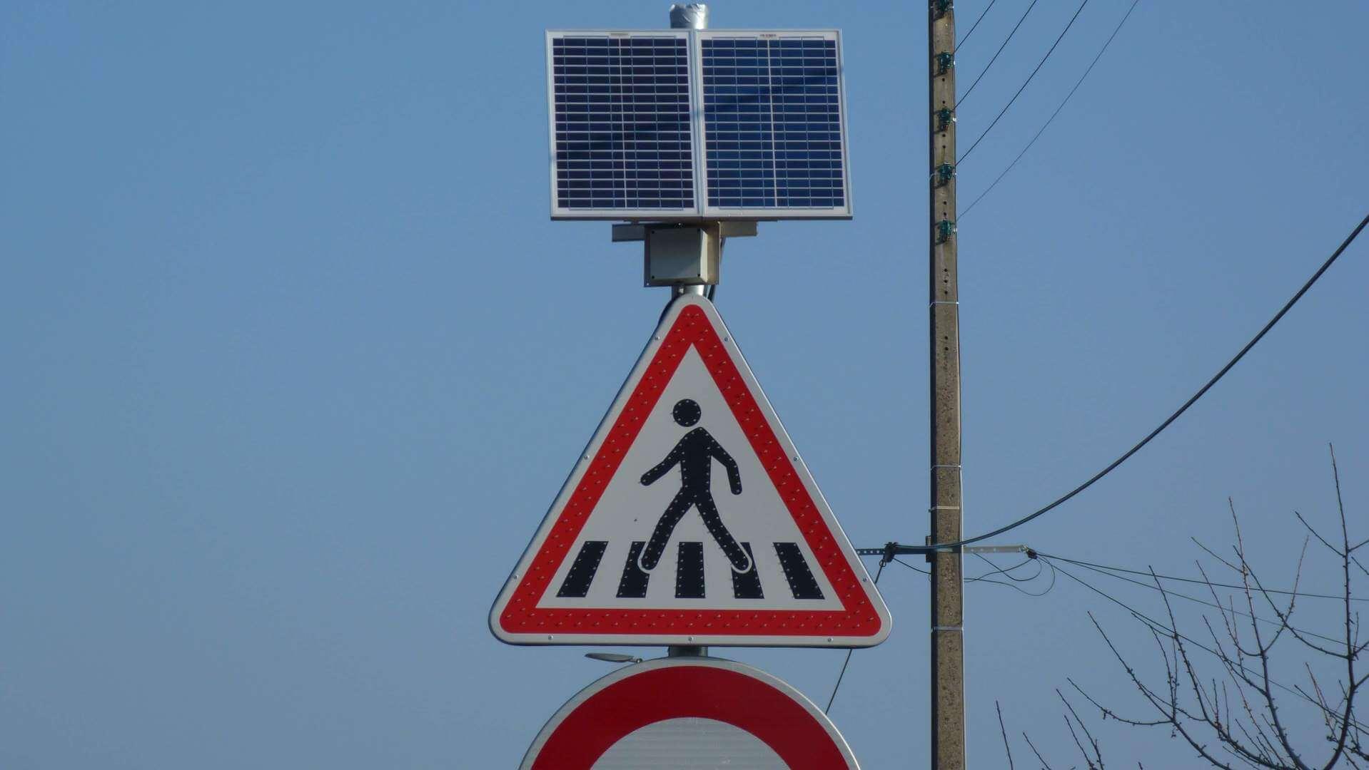 signalisation verticale